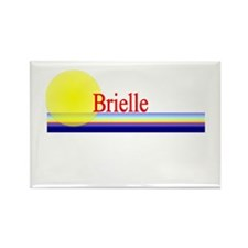 Brielle Rectangle Magnet (10 pack)