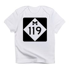 Michigan State Highway M-119 Infant T-Shirt