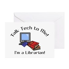 Talk Tech Greeting Cards (Pk of 10)