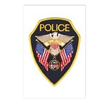 Elroy Police Postcards (Package of 8)