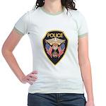 Elroy Police Jr. Ringer T-Shirt