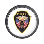 Elroy Police Wall Clock