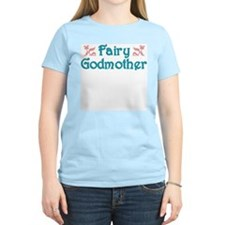 Fairy Godmother Women's Pink T-Shirt