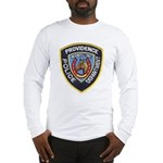 Providence Mounted Police Long Sleeve T-Shirt