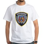 Providence Mounted Police White T-Shirt