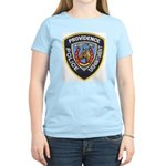 Providence Mounted Police Women's Pink T-Shirt