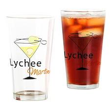 Lychee Martini Drinking Glass