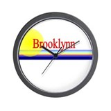Brooklynn Wall Clock