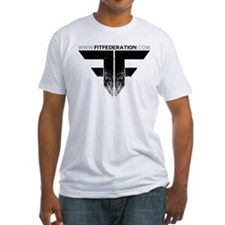 FF Logo Black on White Shirt