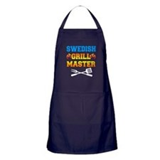 Swedish Grill Master Apron (dark)