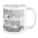 Winter Gull Mug