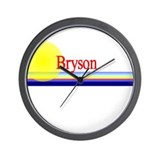 Bryson Wall Clock