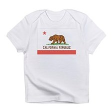 California State Flag Infant T-Shirt