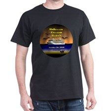 Freedom of the Seas Halloween cruise Black T-Shirt