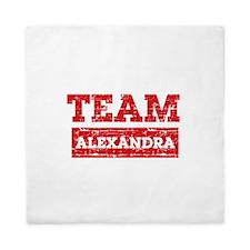 Team Alexandra Queen Duvet