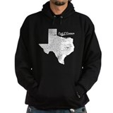 Port OConnor, Texas. Vintage Hoody