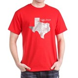 Fifth Street, Texas. Vintage T-Shirt