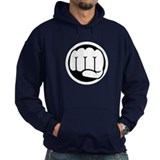 Fist Of Goodness Hoodie