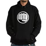Fist Of Goodness Hoody