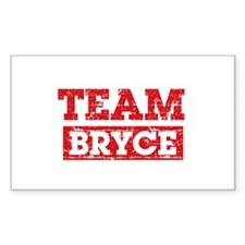 Team Bryce Decal