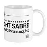 No Midichlorians Required Mug