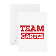 Team Carter Greeting Cards (Pk of 20)