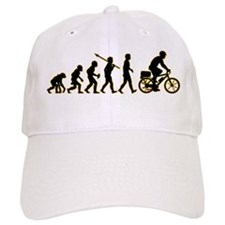 Bicycle Police Baseball Cap