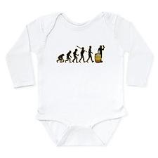 Brewer Long Sleeve Infant Bodysuit