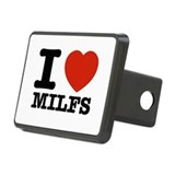 I heart Milfs Hitch Cover