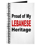 Proud Lebanese Heritage Journal