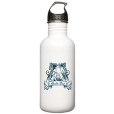 Goalie Dad Water Bottle