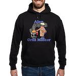 Grill Master Alan Hoodie (dark)
