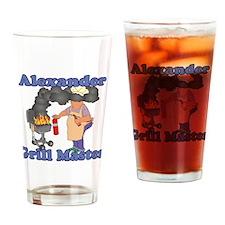 Grill Master Alexander Drinking Glass