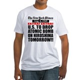 New York Slimes Headline Shirt