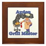 Grill Master Ayden Framed Tile