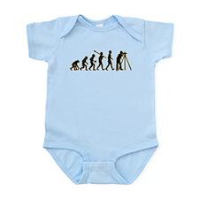 Land Surveyor Infant Bodysuit
