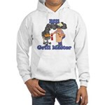 Grill Master Bill Hooded Sweatshirt