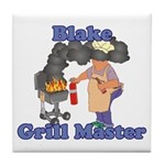 Grill Master Blake Tile Coaster