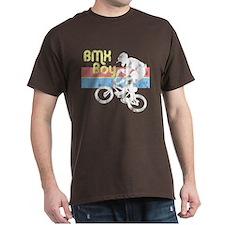 1980s BMX Boy Distressed T-Shirt