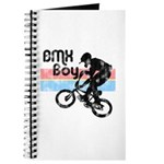 1980s BMX Boy Distressed Journal