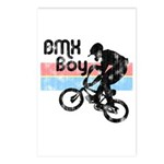 1980s BMX Boy Distressed Postcards (Package of 8)