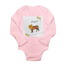 Unique Napolean dynamite Long Sleeve Infant Bodysuit