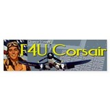 Corsair Bumper Bumper Sticker