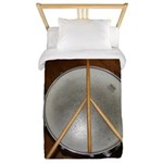 DRUM PEACE Twin Duvet
