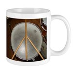 DRUM PEACE Mug