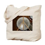 DRUM PEACE Tote Bag