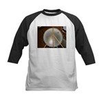 DRUM PEACE Kids Baseball Jersey