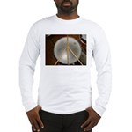 DRUM PEACE Long Sleeve T-Shirt