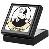 Field Marshall Mikhail Kutuzov Keepsake Box