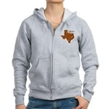 Shiner, Texas (Search Any City!) Zip Hoodie